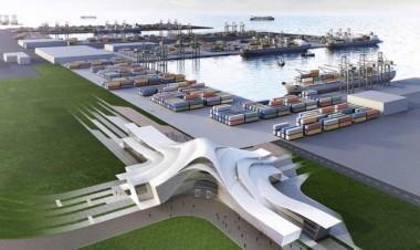 Eurodesign's Port of Baku, Baku / Azerbaijan