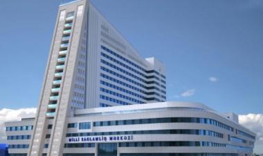 National Health Center, Baku/Azerbaijan